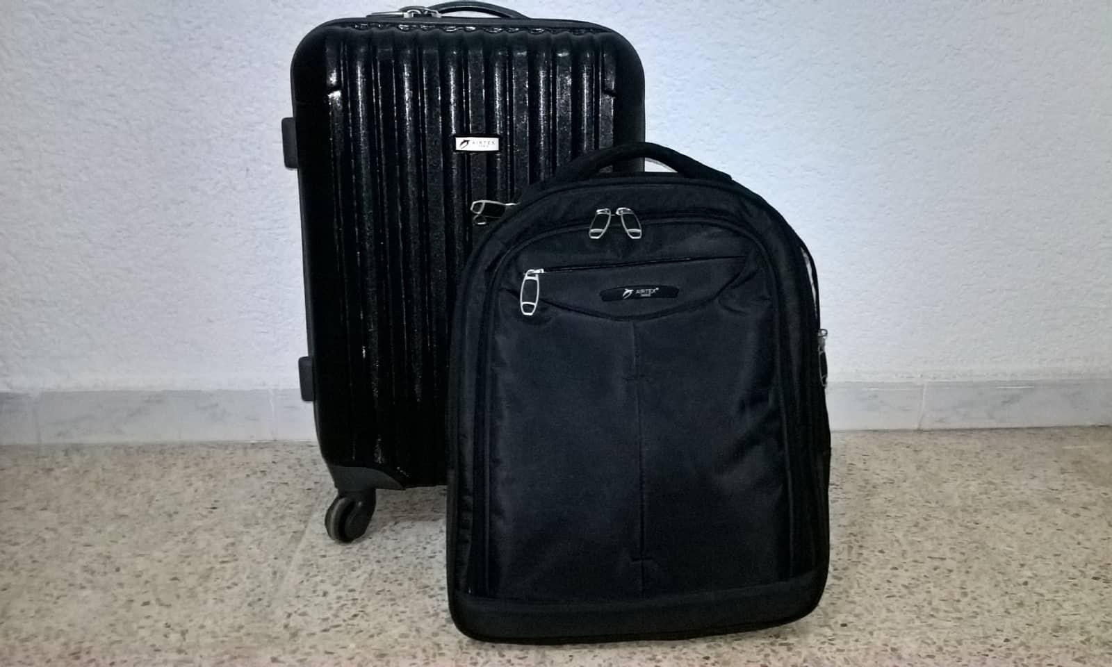 vente chaude en ligne deaf8 ffcc6 Un deuxième bagage en cabine avec la règle de l'accessoire ...
